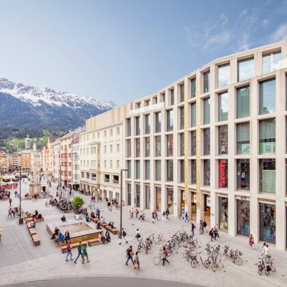 (c) Kaufhaus Tyrol, Franz Brück